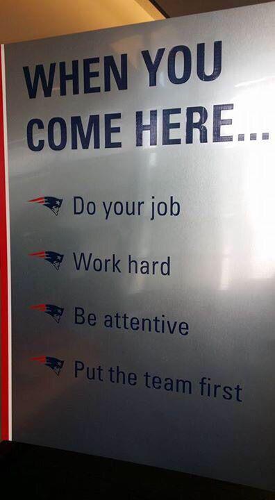 Do Your Job New England Patriots Nfl New England Patriots England Patriots