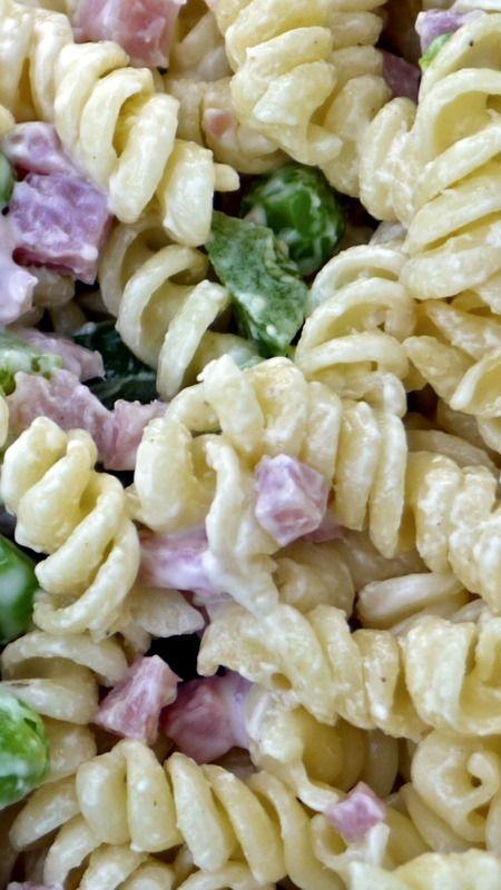 recipe: ruby tuesday ham and pea pasta salad recipe [19]