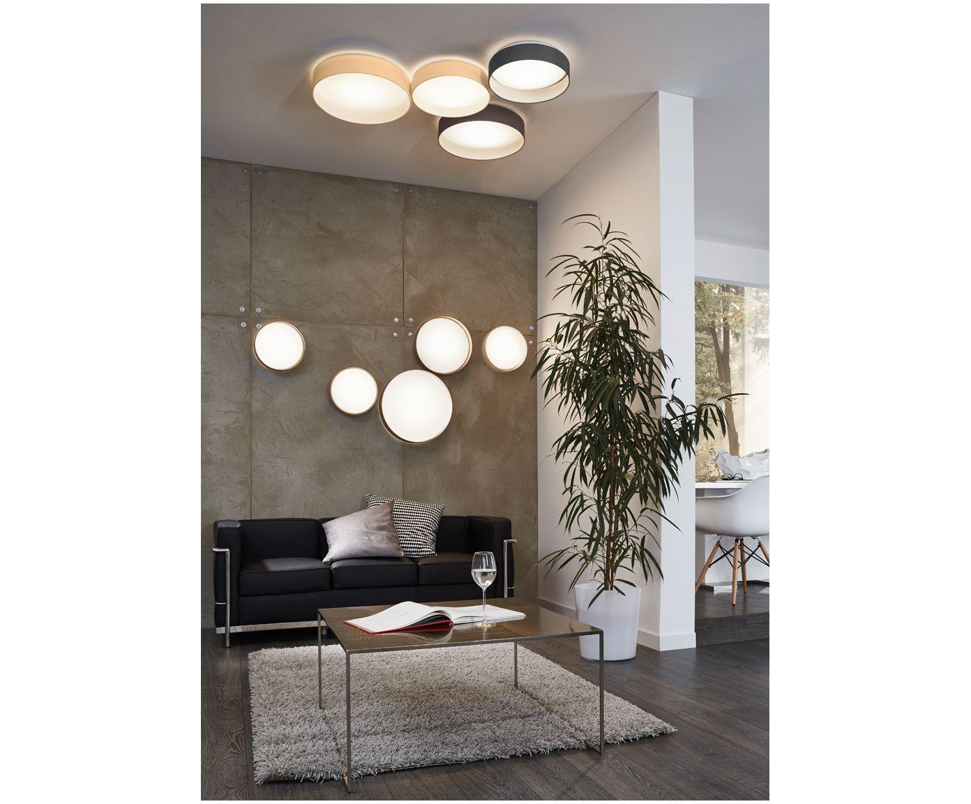 LED-Deckenleuchte Paloma  Led deckenleuchte, Led, Wohnzimmerlampe