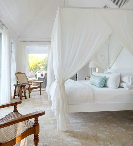 ideas for romantic tropical canopy beds completely coastal four poster bed bedroom best free home design idea inspiration