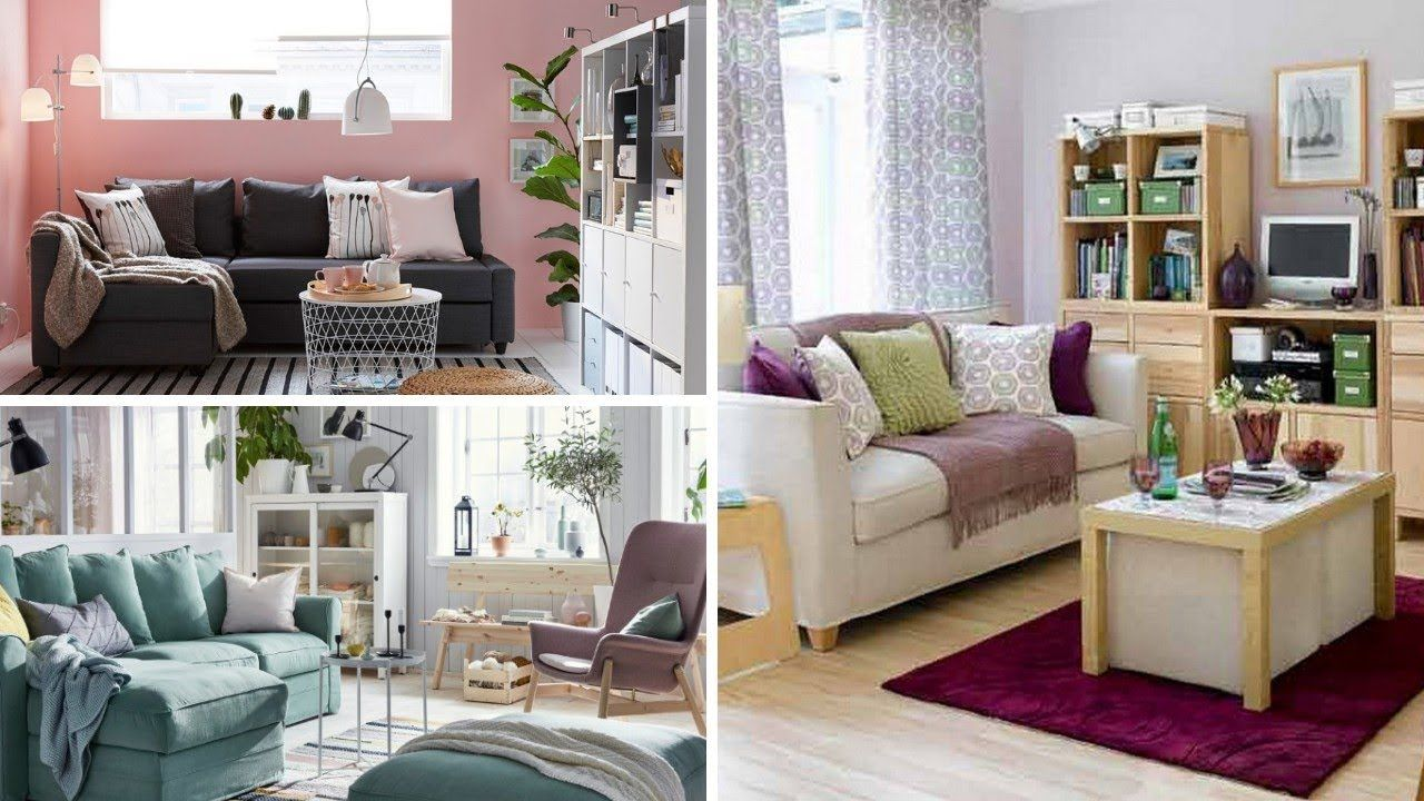 50 Small Living Room Design Ideas Ikea Youtube Bricolaje Y