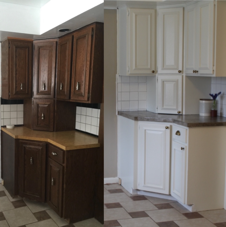 Updating the kitchen in our rental property for less than ...