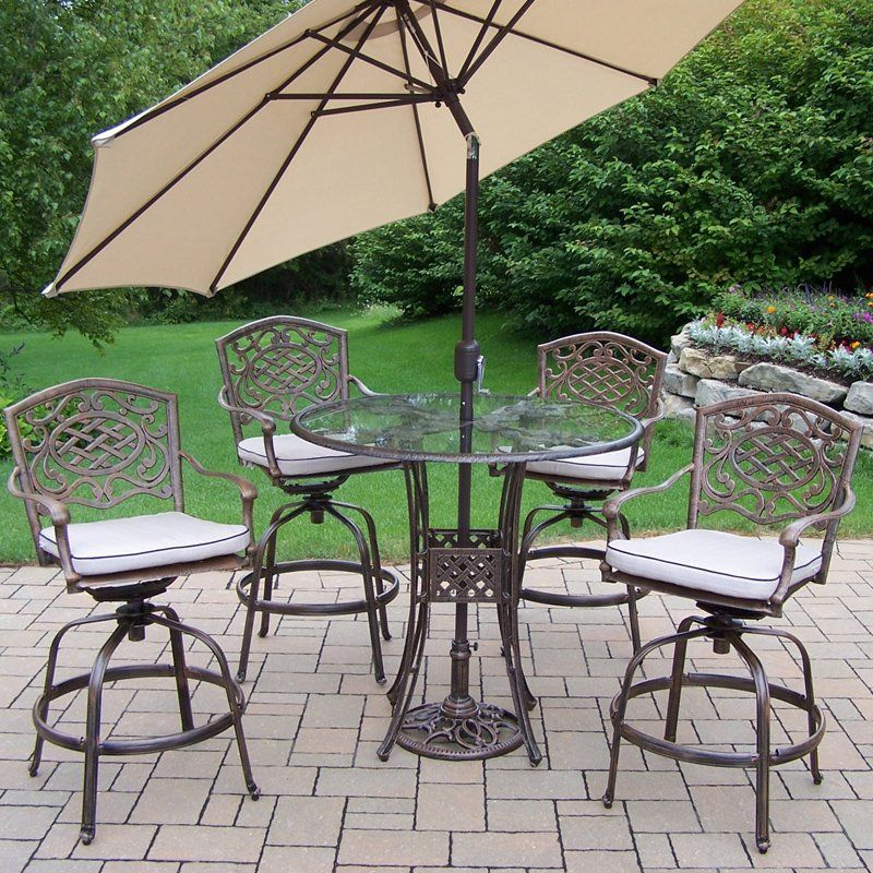 Outdoor Dining Sets For 8 On Hayneedle   9 Piece Patio Dining Set. Oakland  Living ...