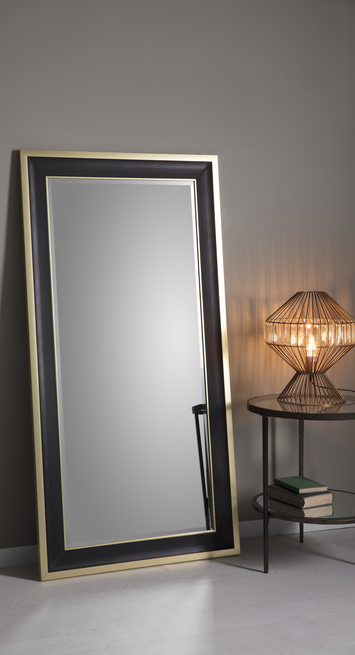 Wick Full Length Mirror Leaner Mirror Black Mirror Frame Mirror