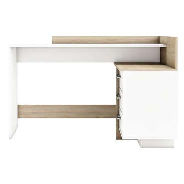 Bureau avec retour 3 tiroirs Desks