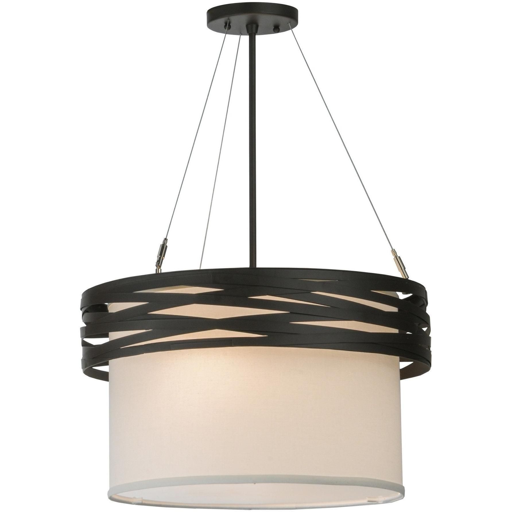 inch w cilindro complex pendant pendants ceilings and lights