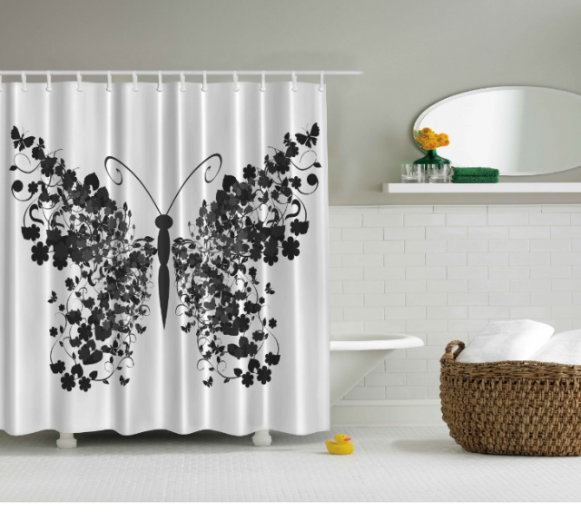 Extra Long Hookless Shower Curtain Best Ideas