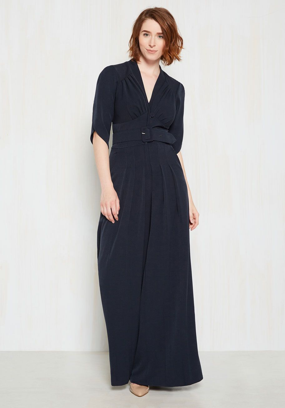 b2017fb114 Miss Candyfloss The Embolden Age Jumpsuit in Pine. The Embolden Age Jumpsuit  in Midnight. In this golden era of inspiration