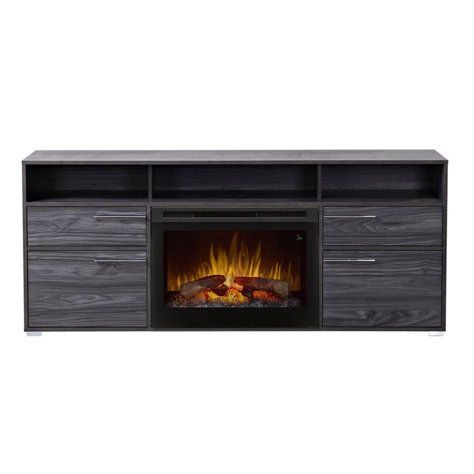 b3562b1aaf2 Dimplex Sander Electric Fireplace TV Stand in 2019
