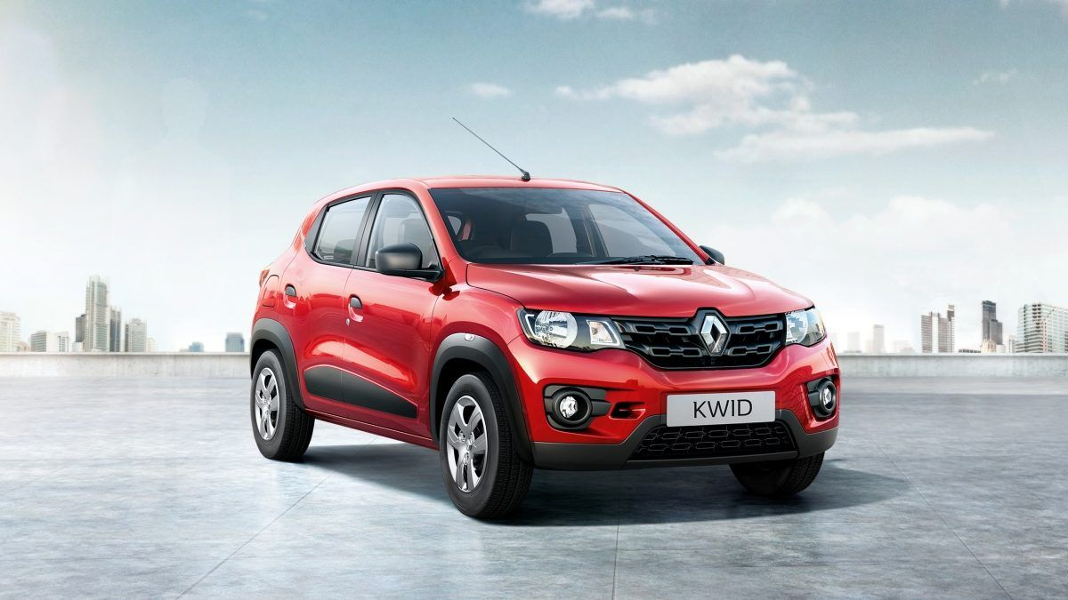 French auto major renault todaylaunched entry level car kwid in india with introductory price starting at rs lakh ex showroom delhi