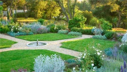 Great Easy Large Garden Design Ideas
