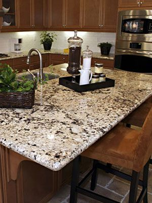 Stone Countertop Materials Options : ... bar kitchen countertops islands for the countertops kitchens granite