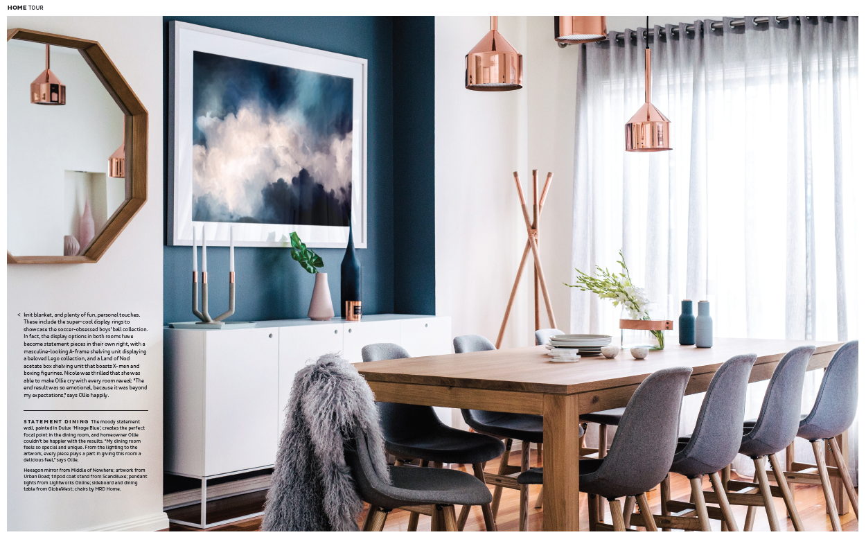 Best Little Liberty Dining Room Blue Copper Living Room 400 x 300