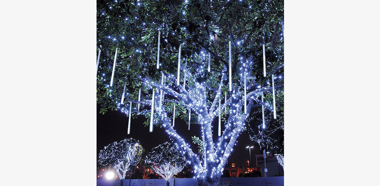 Snowfall Led Fairy Lights Led Fairy Lights Outdoor Fairy Lights Fairy Lights