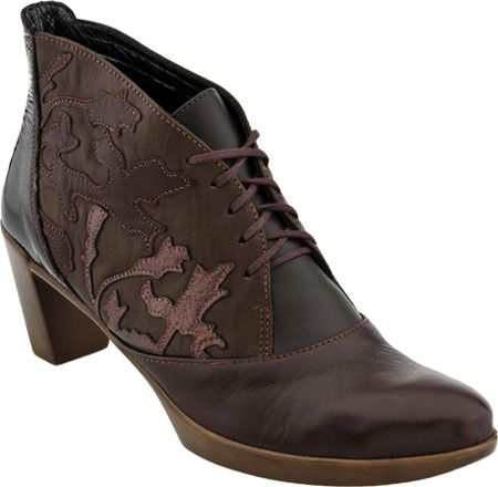 Naot Baccio Women s Dress Shoe (Shiraz French Roast Brown Shimmer ... 70d58d823