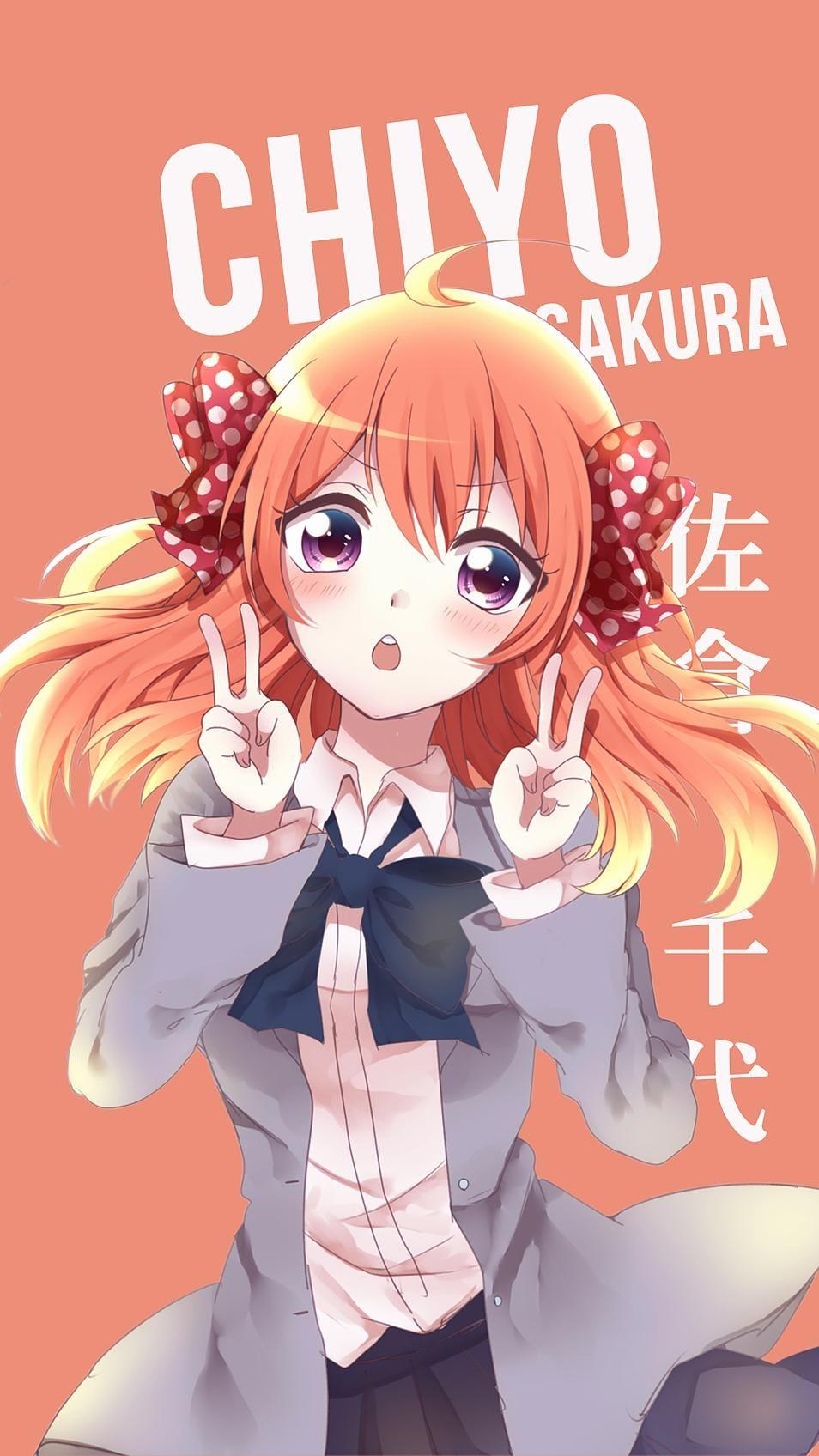 chiyo sakura ~ korigengi | wallpaper anime | korigengi | pinterest
