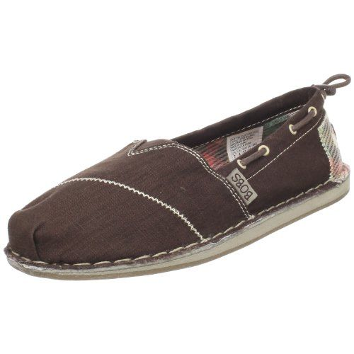 d01643767bdd4 Amazon.com: Skechers Womens Bobs-Chill Boat Shoe: Shoes   Clothing ...
