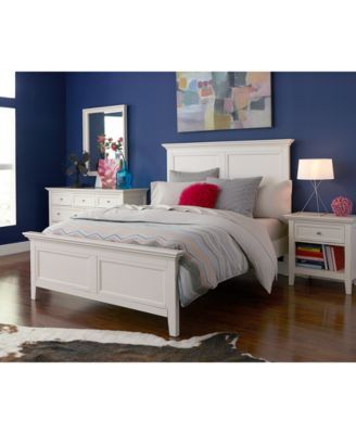 Sanibel 3-Piece Full Bedroom Set, Created for Macy\'s, with Dresser