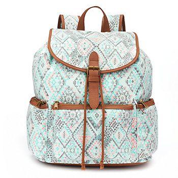 Mudd® Nicole Tribal Backpack