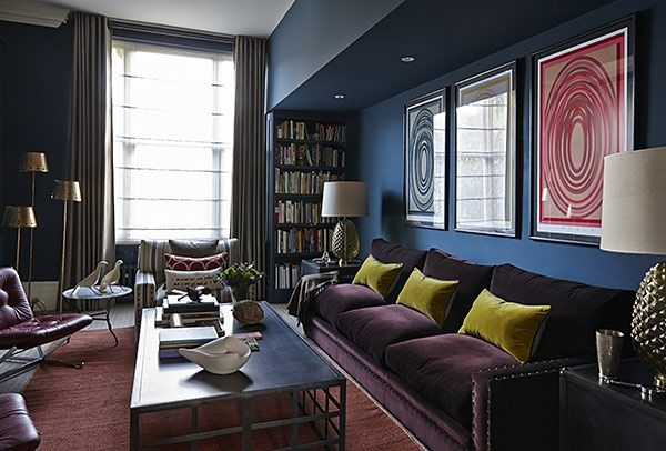 How We Transformed A Rundown House In Ladbroke Grove Into Our Dream Home Living Room Decor Modern Interior Design Contemporary Living Room
