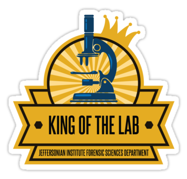Jeffersonian S King Of The Lab By Muta Booth And Bones Bones Tv Series Book Tv