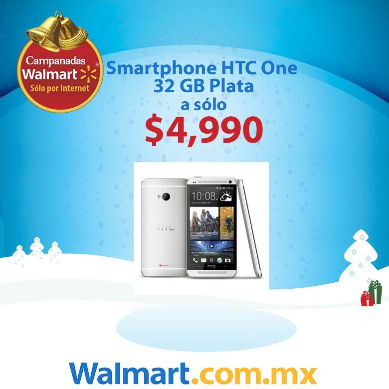 Considerado como el mejor Smartphone en 2013, hazlo tuyo hoy por sólo $4,990