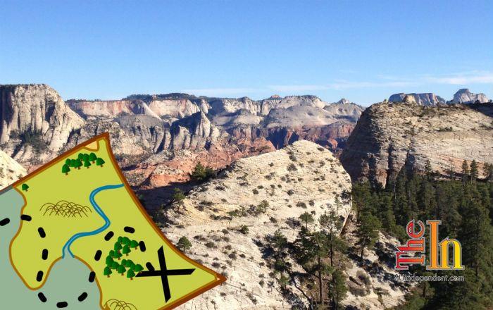 Hiking Southern Utah: Northgate Peaks Trail is a variety ...