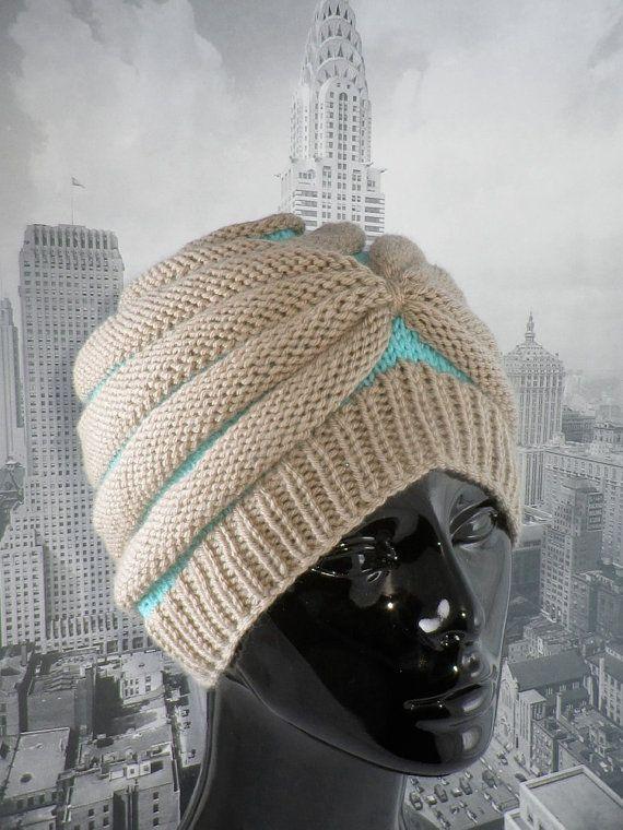 Knitting Pattern Digital Pdf Download Stripe Madmonkeyknits