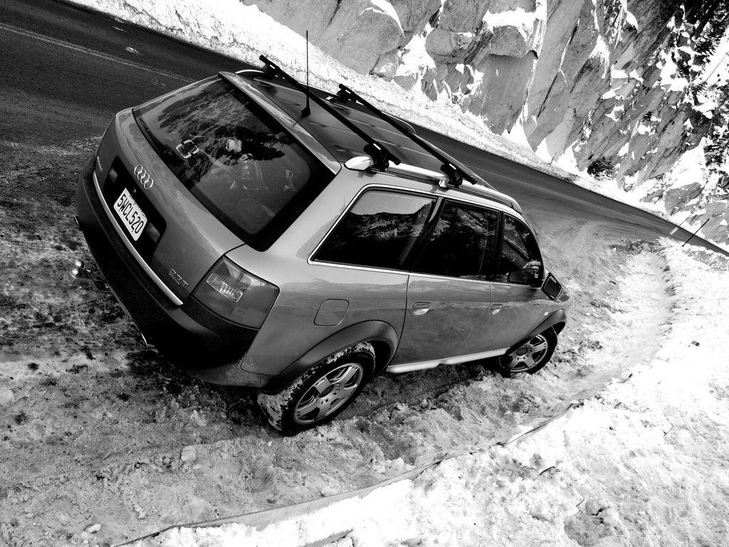 audi allroad best snow car of all time? Stuff