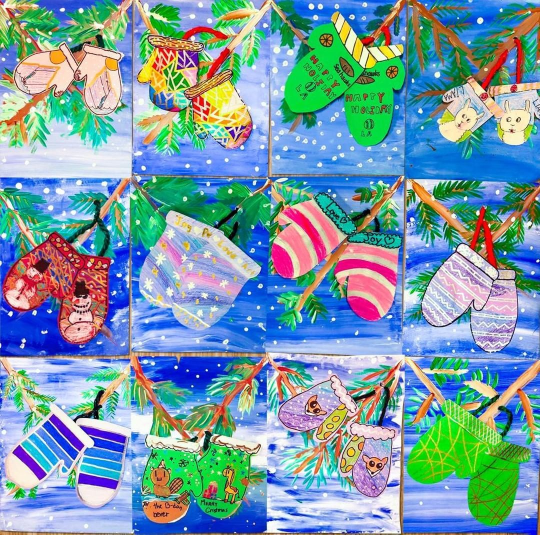 47+ Winter crafts for elementary students info