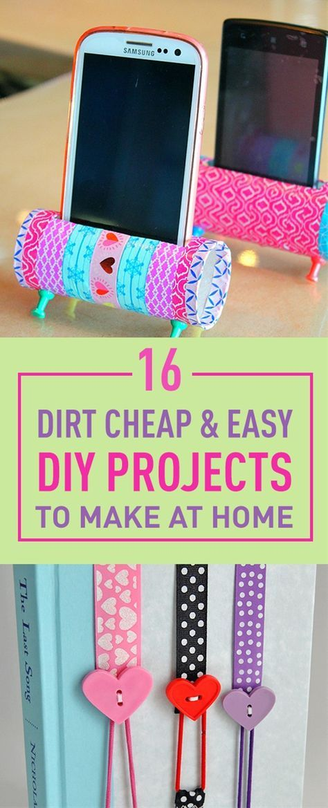 crafts easy diy projects diys cheap fun craft dirt materials project recycled lot postris