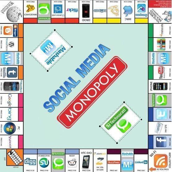 social media monopoly social media best social media companies i