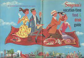 vintage seagram's ads - Google Search