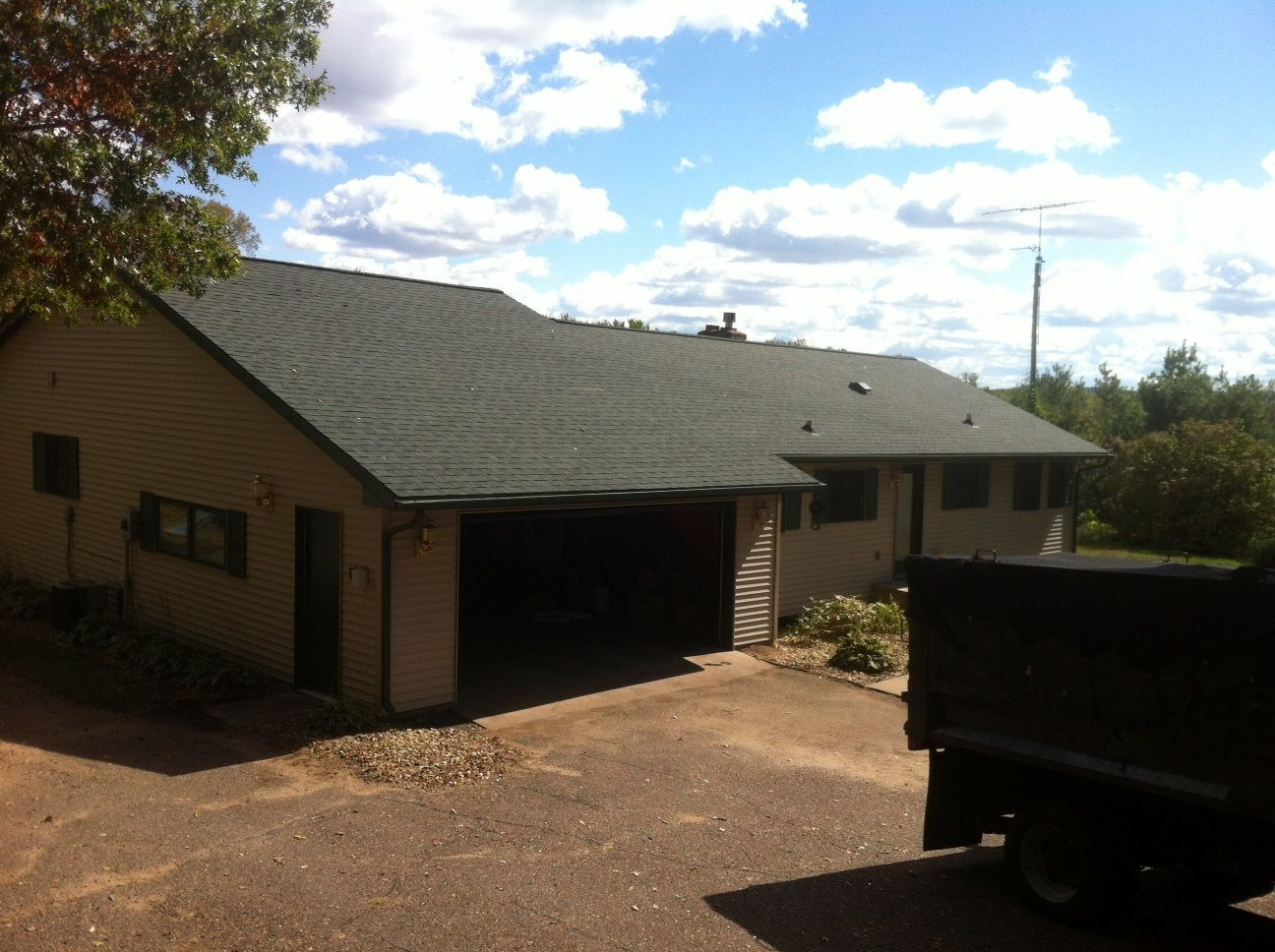 Best Pictures Of Our High Quality Roofing Work New Gaf Hunter 640 x 480