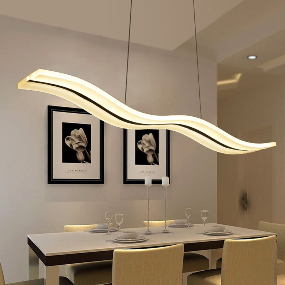 Reviews Led Modern Chandeliers For Kitchen Light Fixtures Home Adorable Light Fixtures For Kitchen Decorating Inspiration