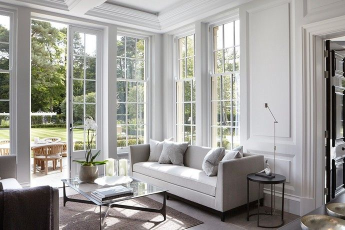 Top 100 Leading Interior Designers By House Garden Full List Living Room Lounge Home Interior Design