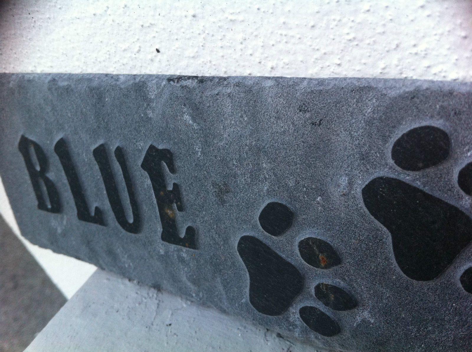 Cat Memorials Slate