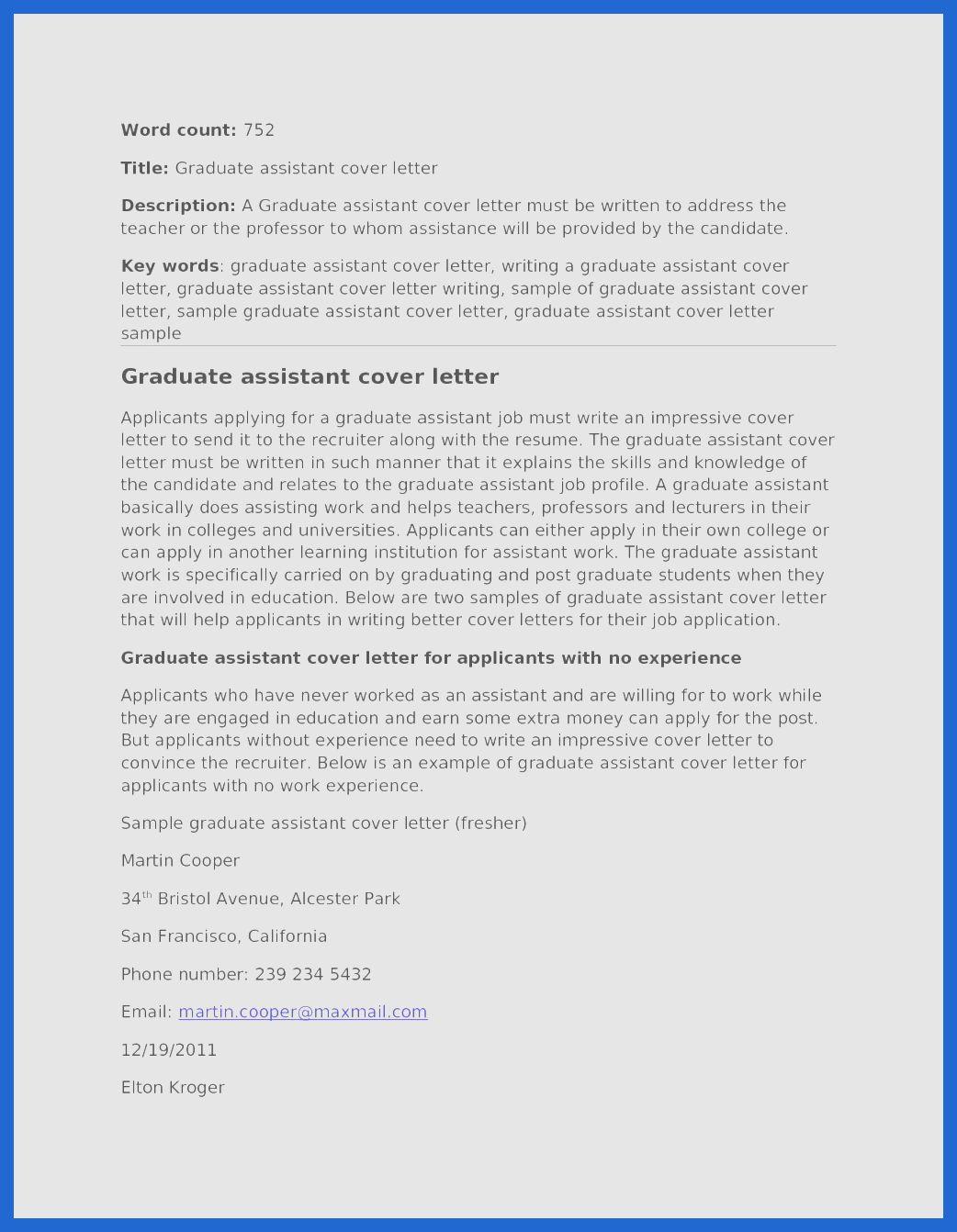 27 Medical Assistant Cover Letter Sample Medical Assistant Cover Letter Resume Cover Letter Examples Cover Letter Sample