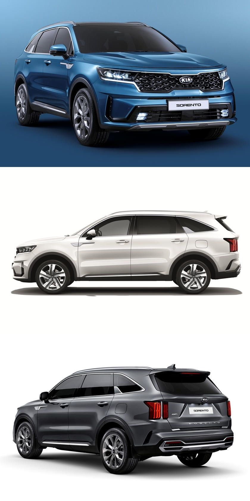 Meet The All New 2021 Kia Sorento In 2020 Kia Sorento Sorento Kia
