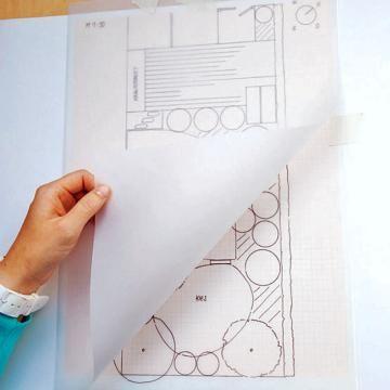 So zeichnen Sie einen Gartenplan (mit Bildern) Garten