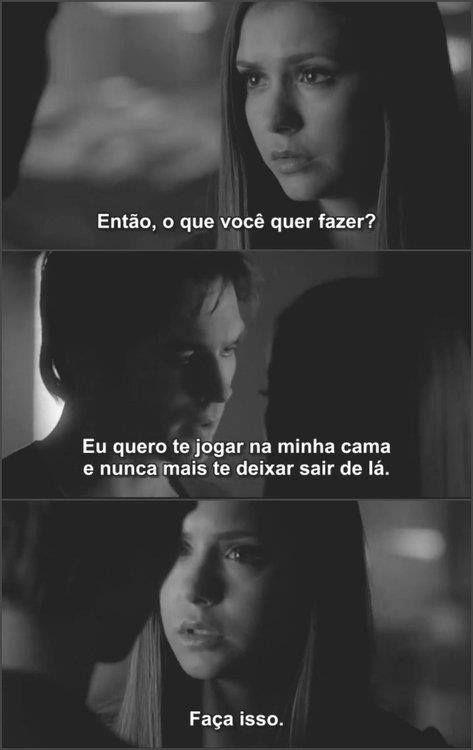 Luz Do Caminho Séries Pinterest Vampire Diaries Vampire