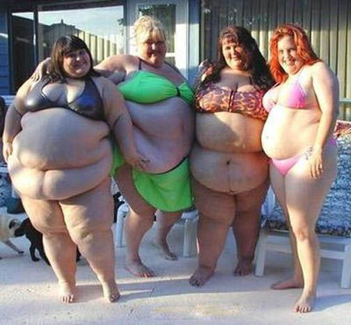 Fat Chicks In Bikini
