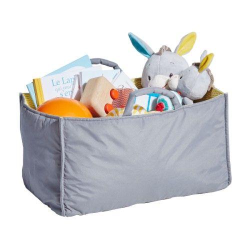 Sac en tissu indispensable pour ranger la chambre des enfants : jouets, peluches ou encore des ...