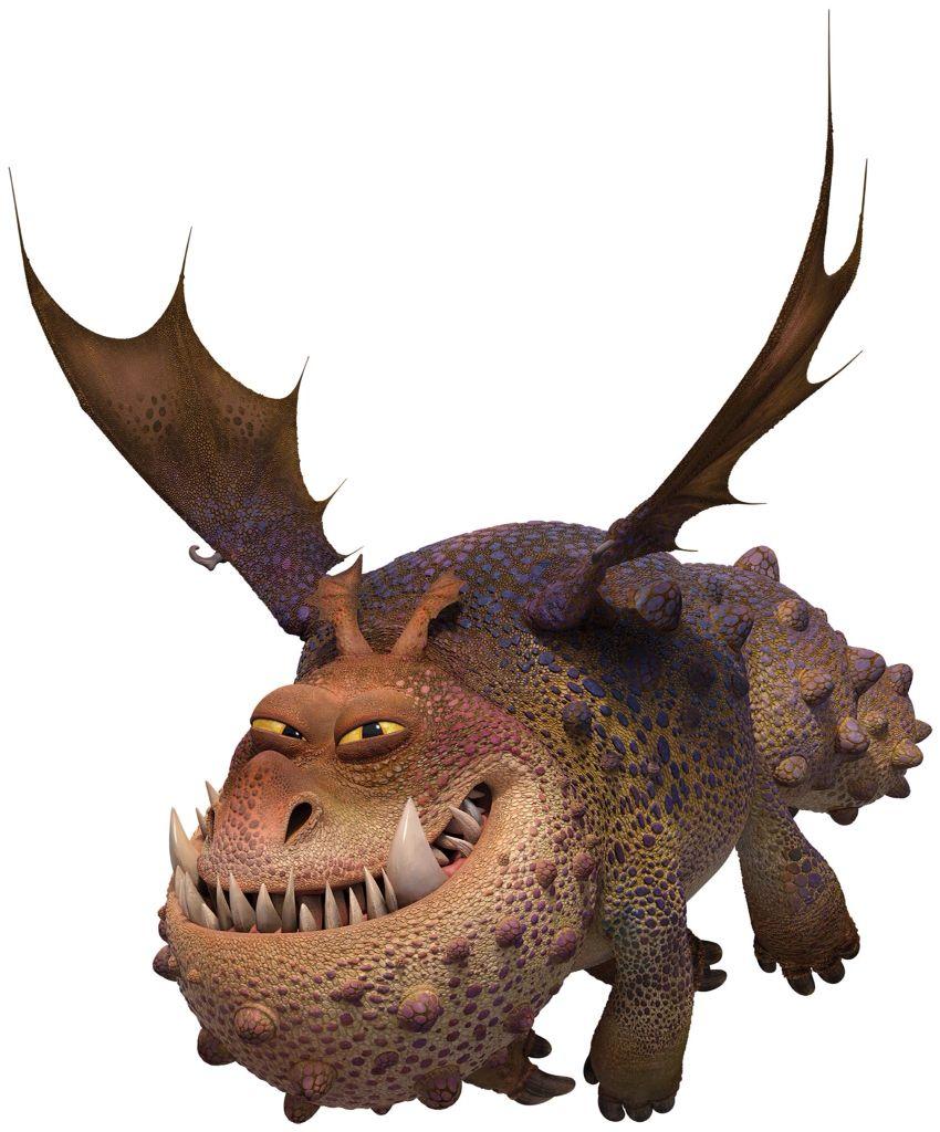 How To Train Your Dragon 2 Fishlegs And Meatlug See More Meatlug