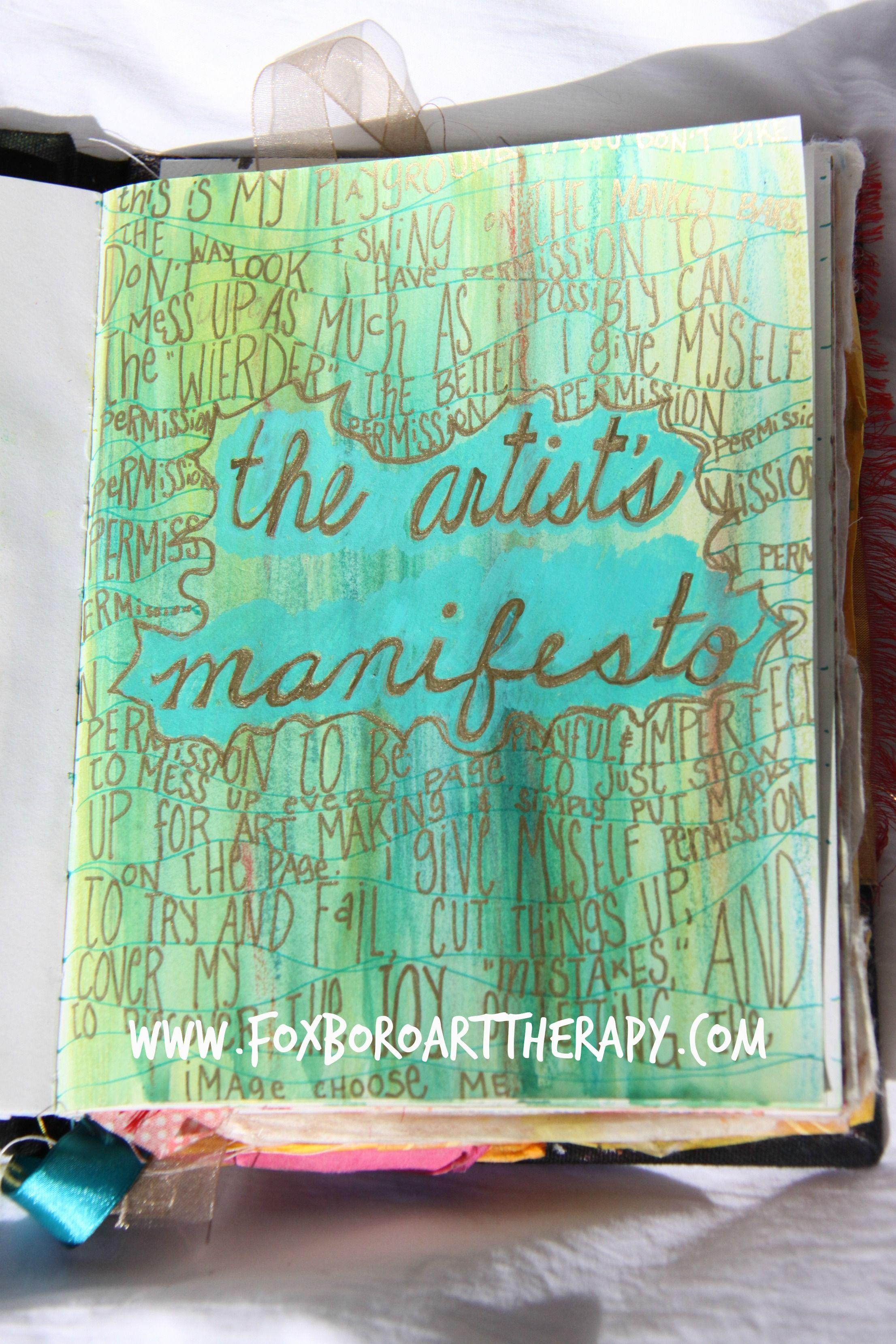 Art Journaling 101 Online | Art, Online art classes, Journal