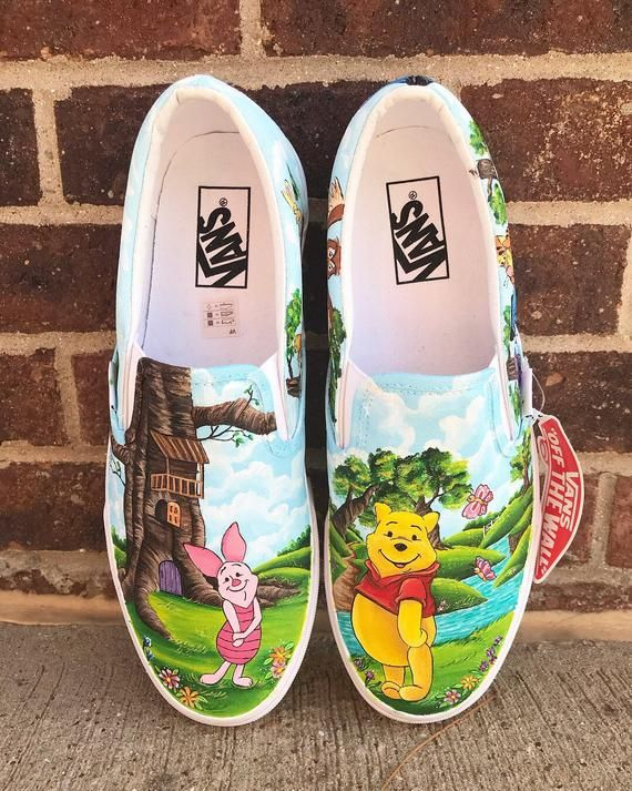17 Best Hand painted Shoes | Nice shoes, Vans