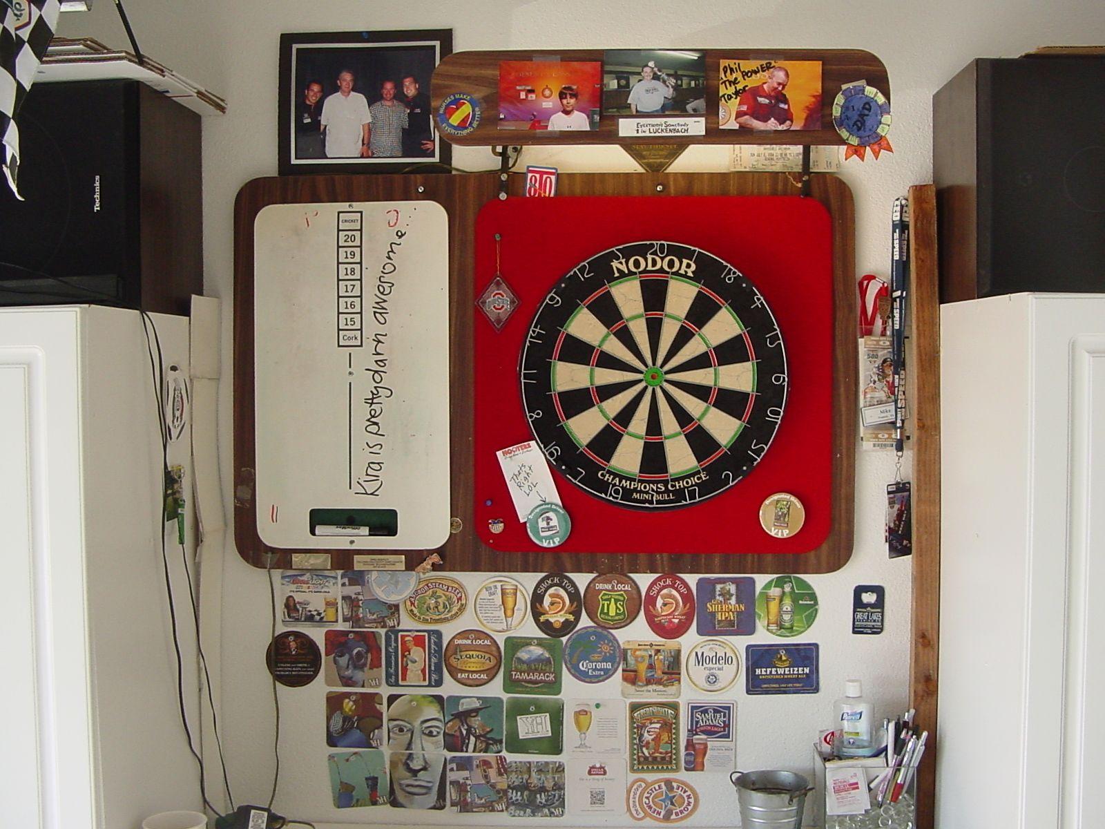 Pin by Colin m on Setups Dart board, Setup, Style
