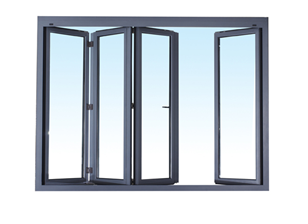 The image describes that we manufacture and fit aluminium windows ...