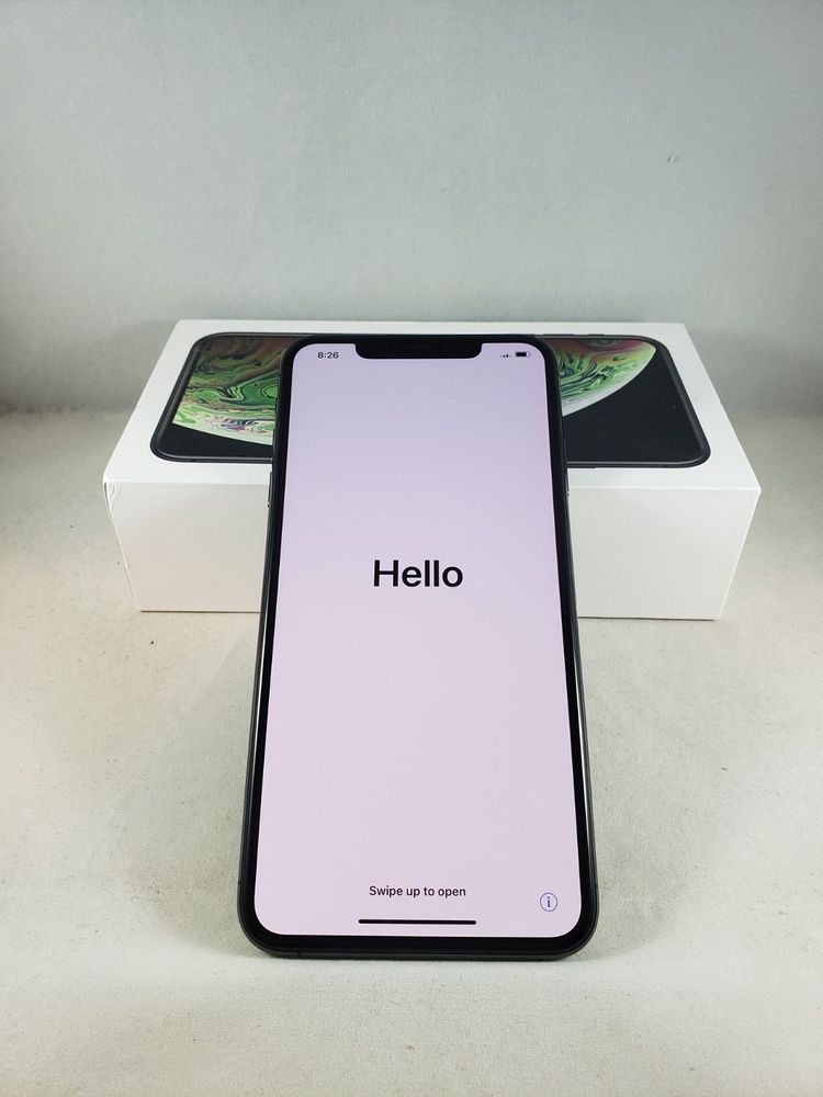 Apple iPhone XS Max 64GB Space Gray (Unlocked
