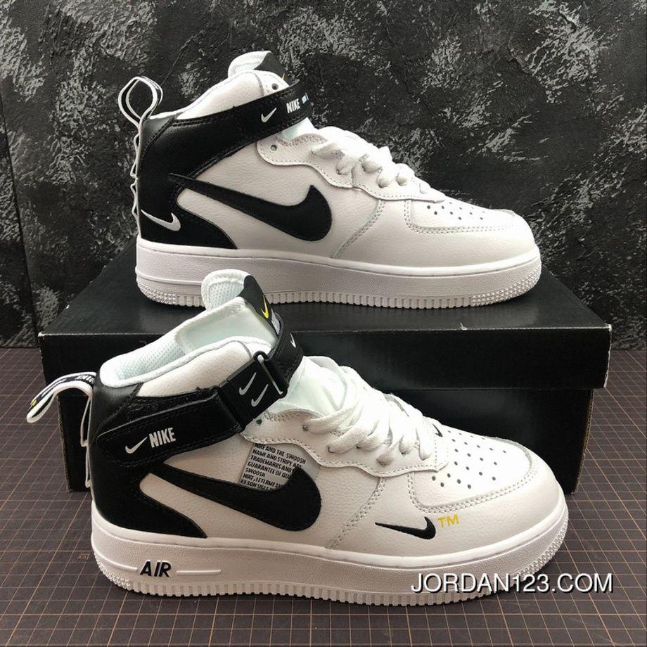 nike af air force utility mid men shoes